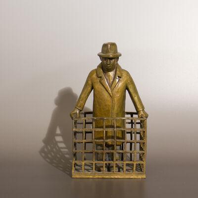Siegfried Neuenhausen, 'Man with Plot of Land II'