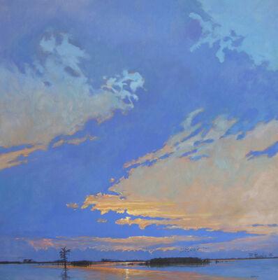 Billy Solitario, 'Zig Zag Clouds', 2015
