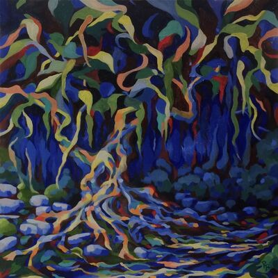Patty Bryant, 'Tree Spirit', 2019