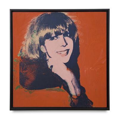 Andy Warhol, 'Society Portrait Maria Luisa de Romans', 1974