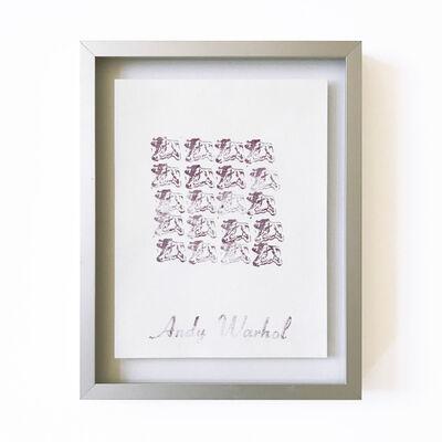Andy Warhol, 'Purple Cows', 1967