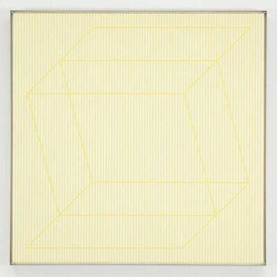 Julian Stanczak, 'Silky Light', 1972
