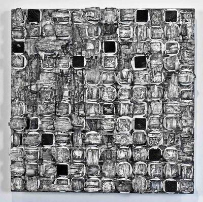 Joseph Fucigna, 'Blocks 2_Black and White', 2020