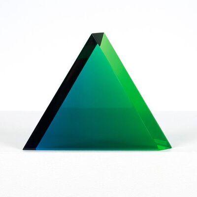 Vasa Velizar Mihich, 'Jade Triangle', 2018