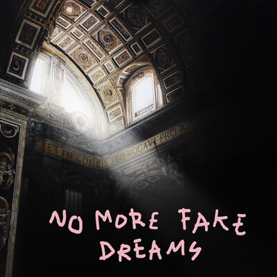 "Alejandro Monge, '""No more fake dreams""', 2020"