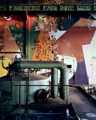 Jean-Christophe BALLOT, 'Ile Seguin (anciennes usines Renault)', 2003