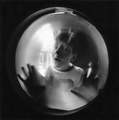 Arthur Tress, 'Boy looking trough window', 1970