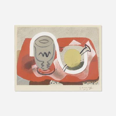 Georges Braque, 'Nature Morte', 1934