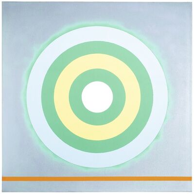Kenneth Noland, 'Mysteries: Outsider'