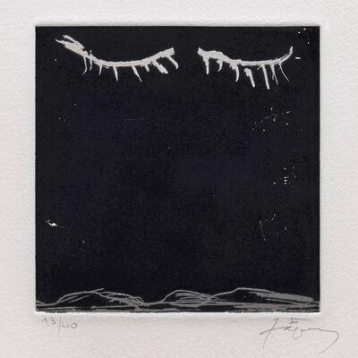 Antoni Tàpies, 'Suite Montseny 7', 1993