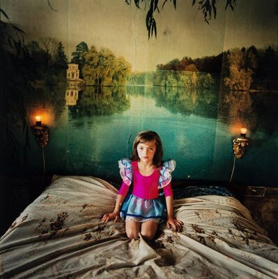 Michal Chelbin, 'Alona in the Bedroom, Ukraine', 2006