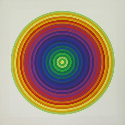 Julio Le Parc, 'Le Parc Couleur Nª 1', 1971