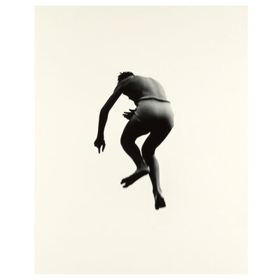 Aaron Siskind, 'Untitled from the series Pleasures and Terrors of Levitation', 1961