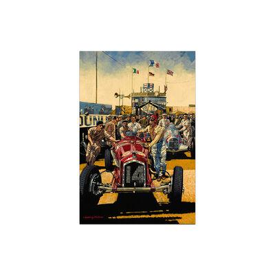 Barry Rowe, 'French Grand Prix 1935 | Automotive | Car', 2010