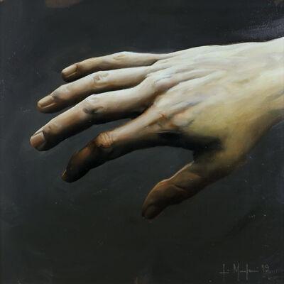 Filippo Manfroni, 'Salvami, Lui', 2019