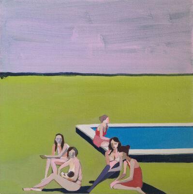Kimia Ferdowsi Kline, 'Daughters of the Half Light', 2015