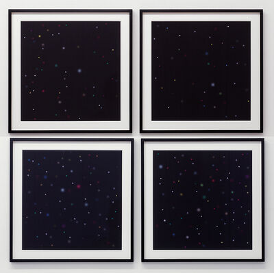 Angela Bulloch, 'Night Sky Prints: Sirius4', 2008