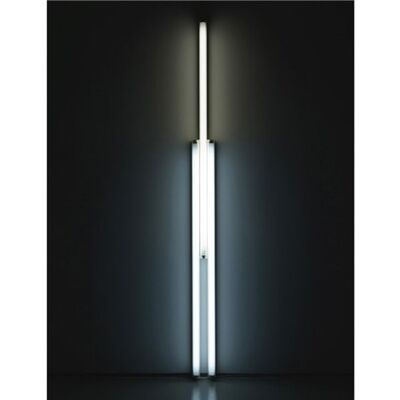 Dan Flavin, 'Untitled To Rainer 2', 1987