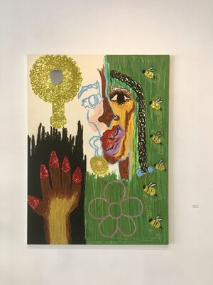 Eilen Itzel Mena, 'Reflections', 2018