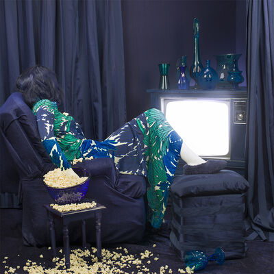 Patty Carroll, 'Blues'