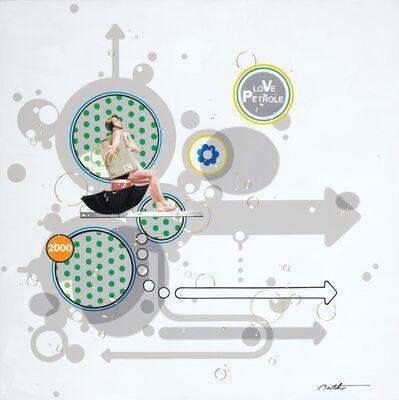 Philippe Bertho, 'Love Petrole 2', 2010