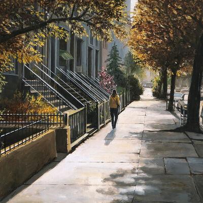 Claudio Filippini, 'Autunno a New York', 2021