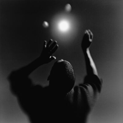 Keith Carter, 'Juggling the Moon', 2007