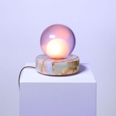 Adrian Cruz, 'Bulbe Onyx Table Lamp', 2019