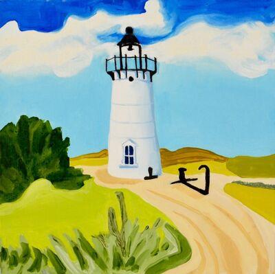 Jennifer Clifford Danner, 'Race Point Lighthouse', 2019