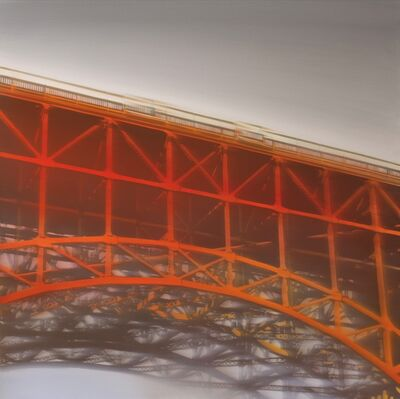 Jean-Marc Amigues, 'Golden Gate', 2020