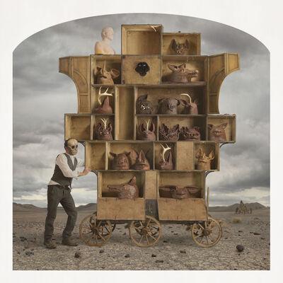Kahn & Selesnick, 'The Volcano', 2013