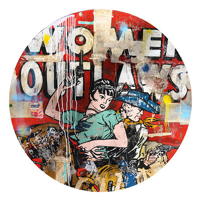 Greg Miller, 'Woman Outlaws', 2019
