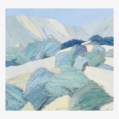 Roger Muhl, 'Les Alpilles', 1978