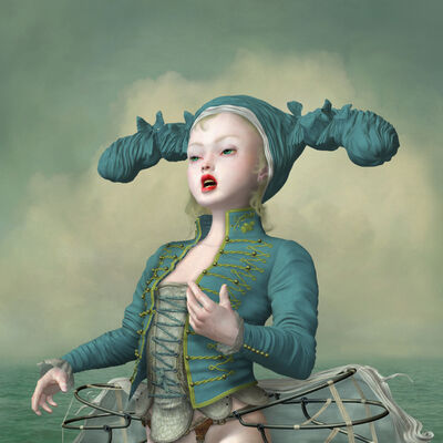 Ray Caesar, 'Song for the Dearly Departed', 2015