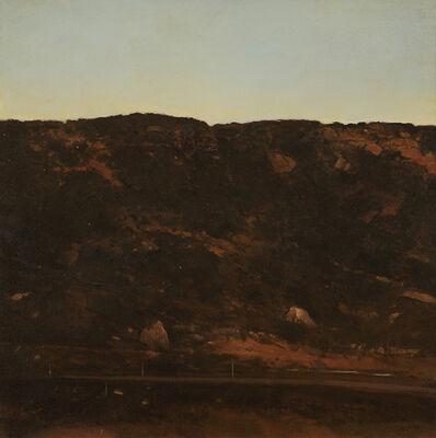 Bryan Westwood, 'Jindabyne Evening', 1980