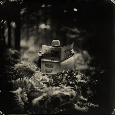 "Alex Timmermans, 'storytelling - hat""lines""', 2012"