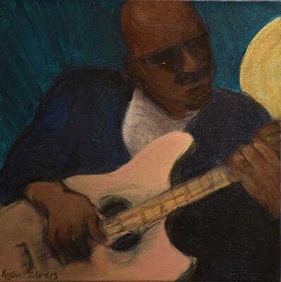 Regina Silvers, 'Guitarist', 2019