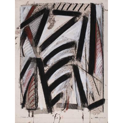 Gérard Titus-Carmel, 'Extraits de l'hiver X', 1990