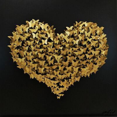 Joel Amit, 'Heart of Gold', 2021
