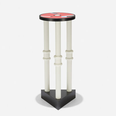 Nathalie Du Pasquier, 'Bombay occasional table', 1986