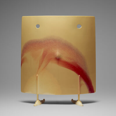 Gaetano Pesce, 'Chador table lamp from the Open Sky series', 2000