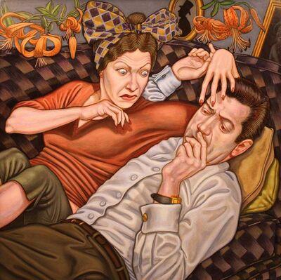 Jed Jackson, 'Un Homme et Une Femme', 2013