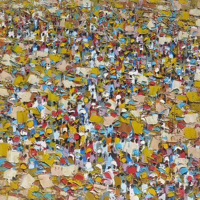 Ablade Glover, 'Marketscape - E15/16', 2018