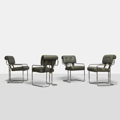 Guido Faleschini, 'Tucroma Dining Chairs by Guido Faleschini', ca. 1972