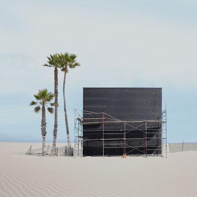 Lauren Marsolier, 'Black Square', 2011/2014