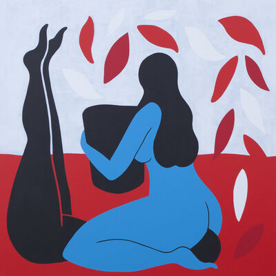 Parra, 'Just like heaven', 2016