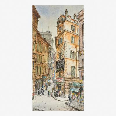Henry Gasser, 'Rome Corner'