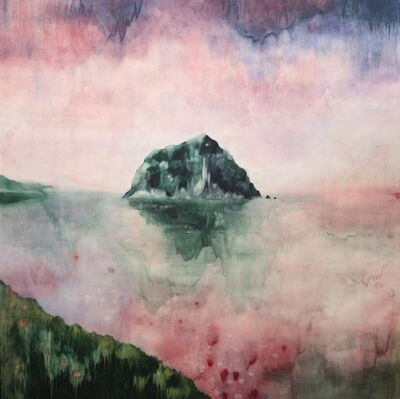 Alexia Vogel, 'Isle II', 2015