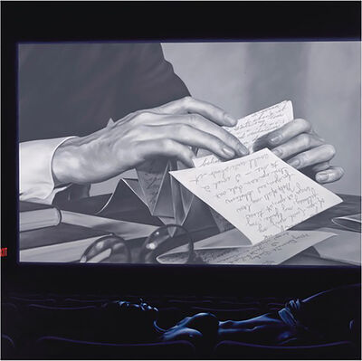 Eric White, 'The Letter', 2019