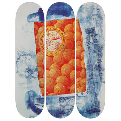 Artist Skateboard Decks - For Sale on Artsy